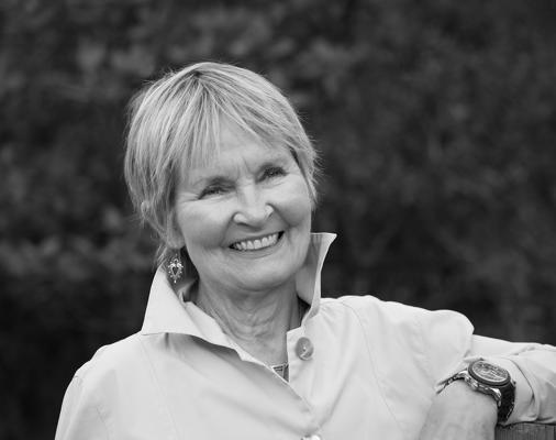 Sara Hart, Mentor and Facilitator, The Sign of Enough