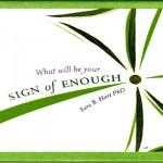 Signof Enough Toolkit