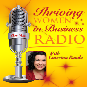 My Recent Interview in the Thriving Women in Business Magazine